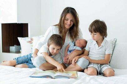 「子育ては体力勝負」って具体的にどんなところ? 3児の母の体験談