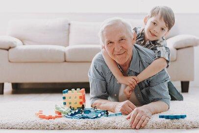 孫に尽くしたい両親と無関心な義両親。その差がハンパない!<br /><br />