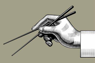 突き箸に渡し箸…「夫は箸のマナー違反常習者」子どもができてイライラ倍増!