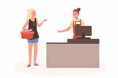 理不尽な客の要求やクレームが深刻化…カスタマーハラスメントにどう対処する?