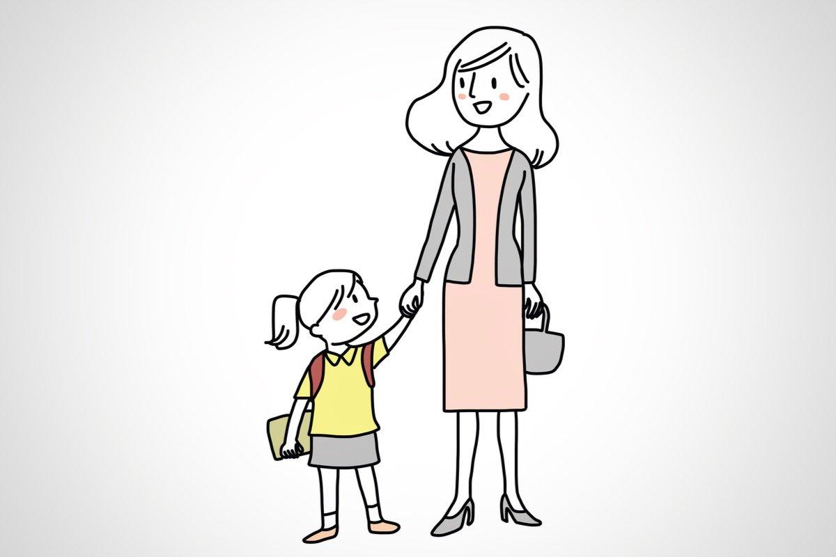 働く母の罪悪感を刺激する周囲の声。娘の「ありがとう」が救いに