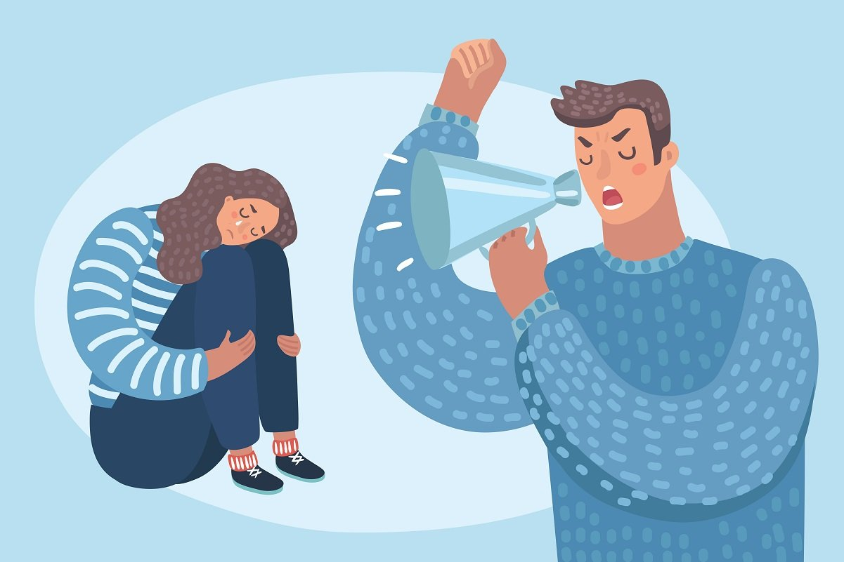 夫のひどいモラハラに「もっと頑張ってしまう」心理…被害の悪循環から抜け出すには?