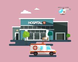 「一次救急・二次救急・三次救急は何がちがう?」病院の種類と時間外受診料について説明します。
