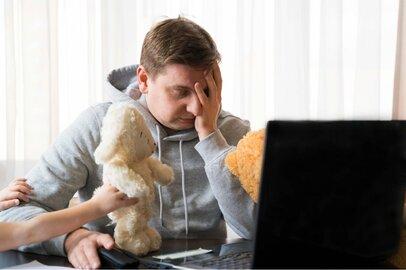 「仕事に集中したいのに!」テレワーク夫が悩むジレンマと罪悪感