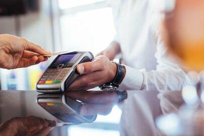 クレジットカードの利用が多い業種は何か