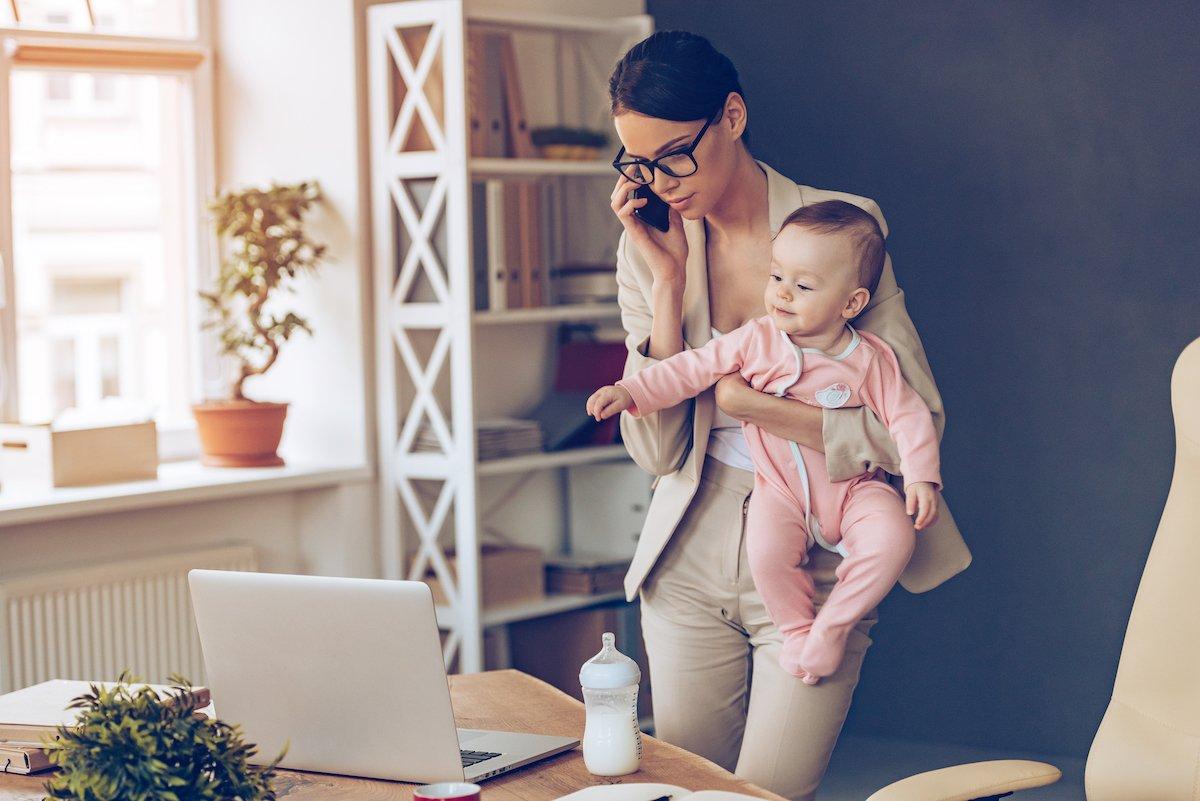 社会に復帰できない?第2子作りづらい…まだ狭い母親の選択肢