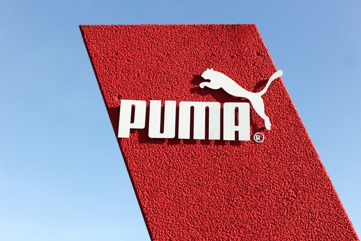 ファミマ限定「PUMAのズレないマスク」くすみピンクが大人かわいい