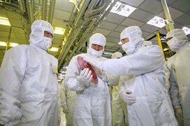 SKハイニックスが計12兆円の巨大投資、韓国政府も支援