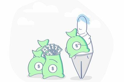 会社員(大卒)と国家公務員の退職金、「2000万円」もらえるのは勤続何年?