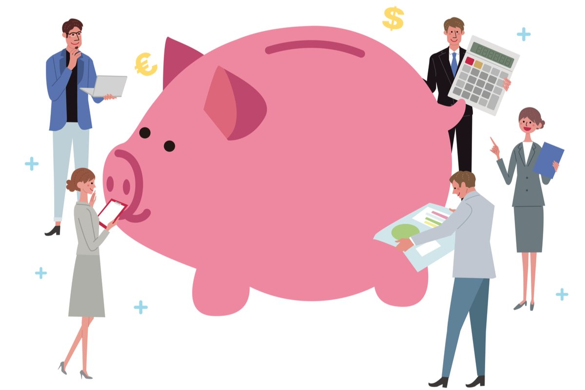 40代の貯蓄額と将来の年金受給額はどれくらい?