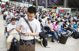 中国政府が恐れるのはスマホによる「人肉捜索」