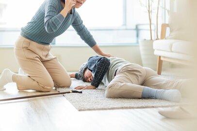 「家族が急に倒れたら!?」コロナ禍の介護で、注意すべきこととは。