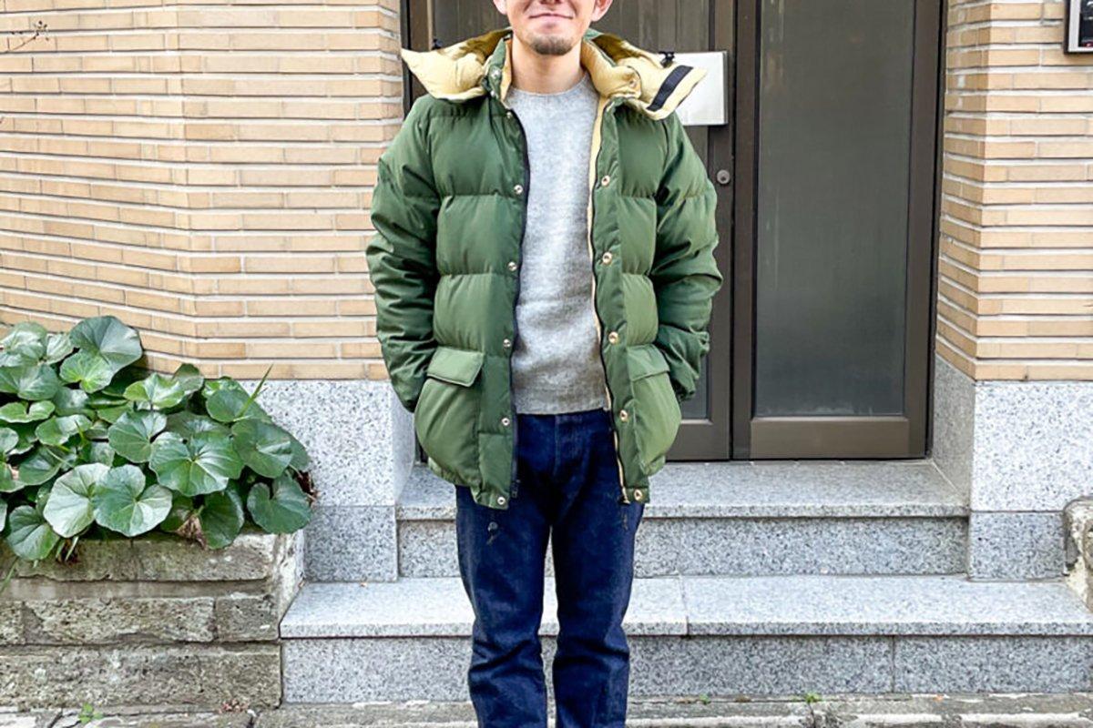 【冬キャンプ&タウンユース兼用アウターを探せ!】vol.1 クレセントダウンワークス