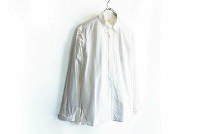 今季も漏れなくチェック! 大人の永遠の定番「白シャツ」
