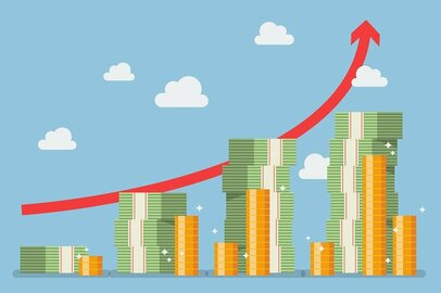 伸びが鈍い日本の個人金融資産、4,000兆円を目指すのには何が必要か