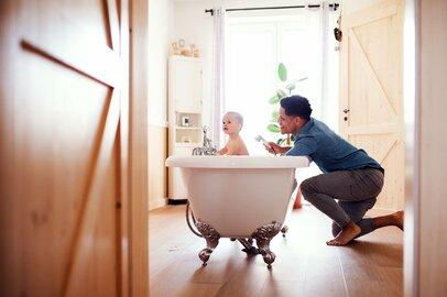 「子どもとお風呂」は、その前後が大変なんです…夫に「お風呂育児」をしてもらう効果的な方法