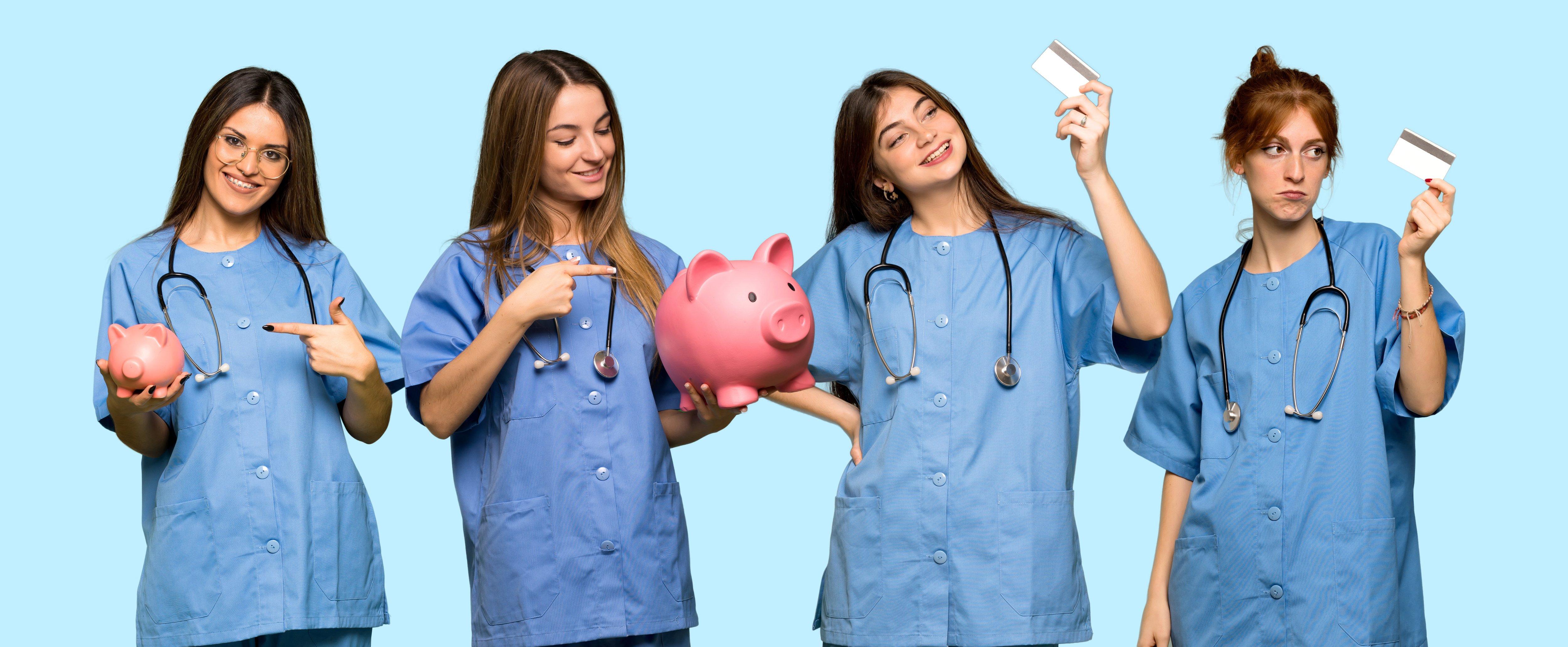 「ブランド・ヲタ活・貯金…」現役看護師が語る、ナースのお金事情。