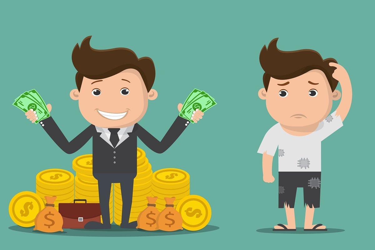 金融OLが見た「お金を失う男性」と「お金を得る男性」4つの事例