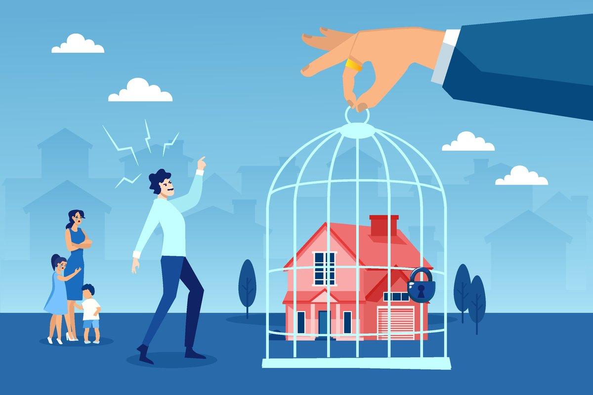 「借金がある世帯」は4割…住宅ローンが返せなくなると、どうなるの?