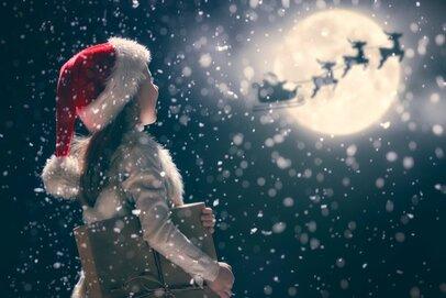 サンタクロースは何歳まで?子供の成長に大切な要素とは