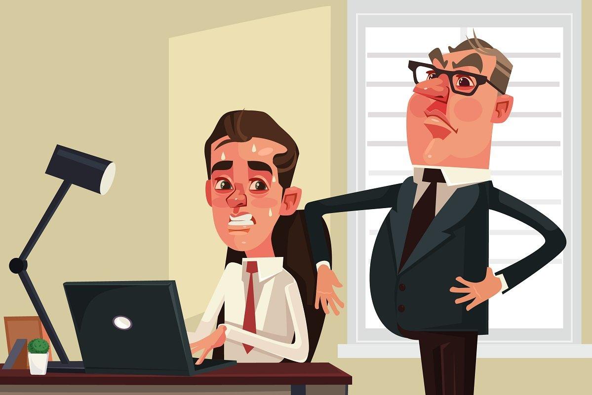 一緒に仕事したくない!と嫌われる上司にありがちな4つのタイプ