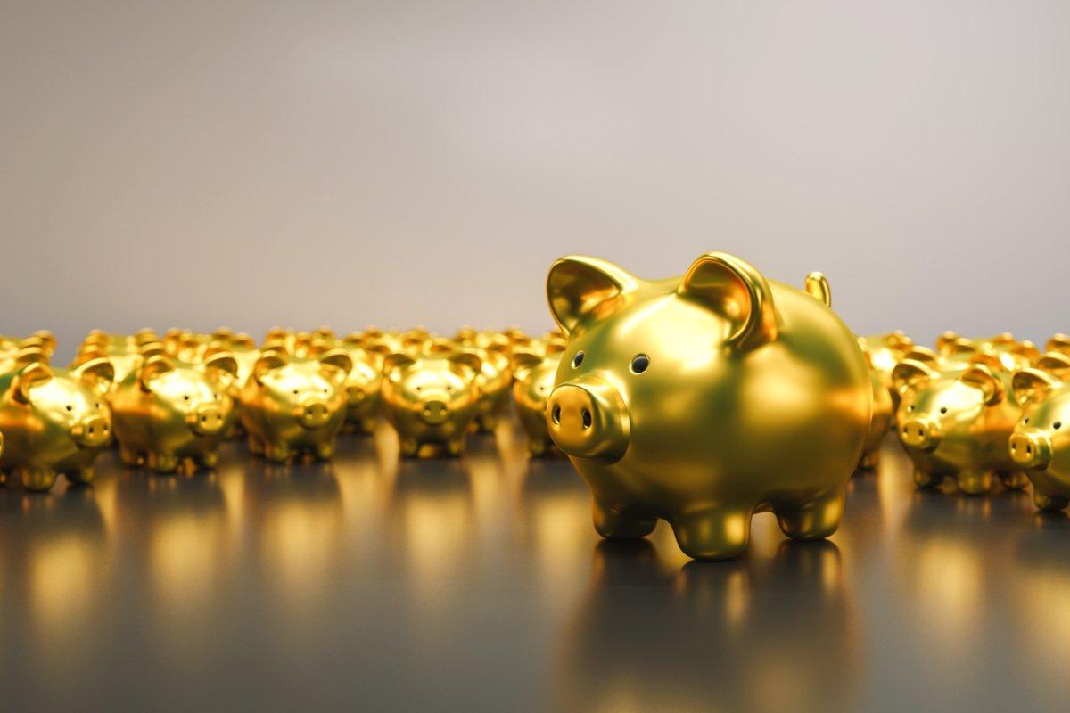 「金投資」は延べ棒を買うだけではない。月千円スタートの投資方法も