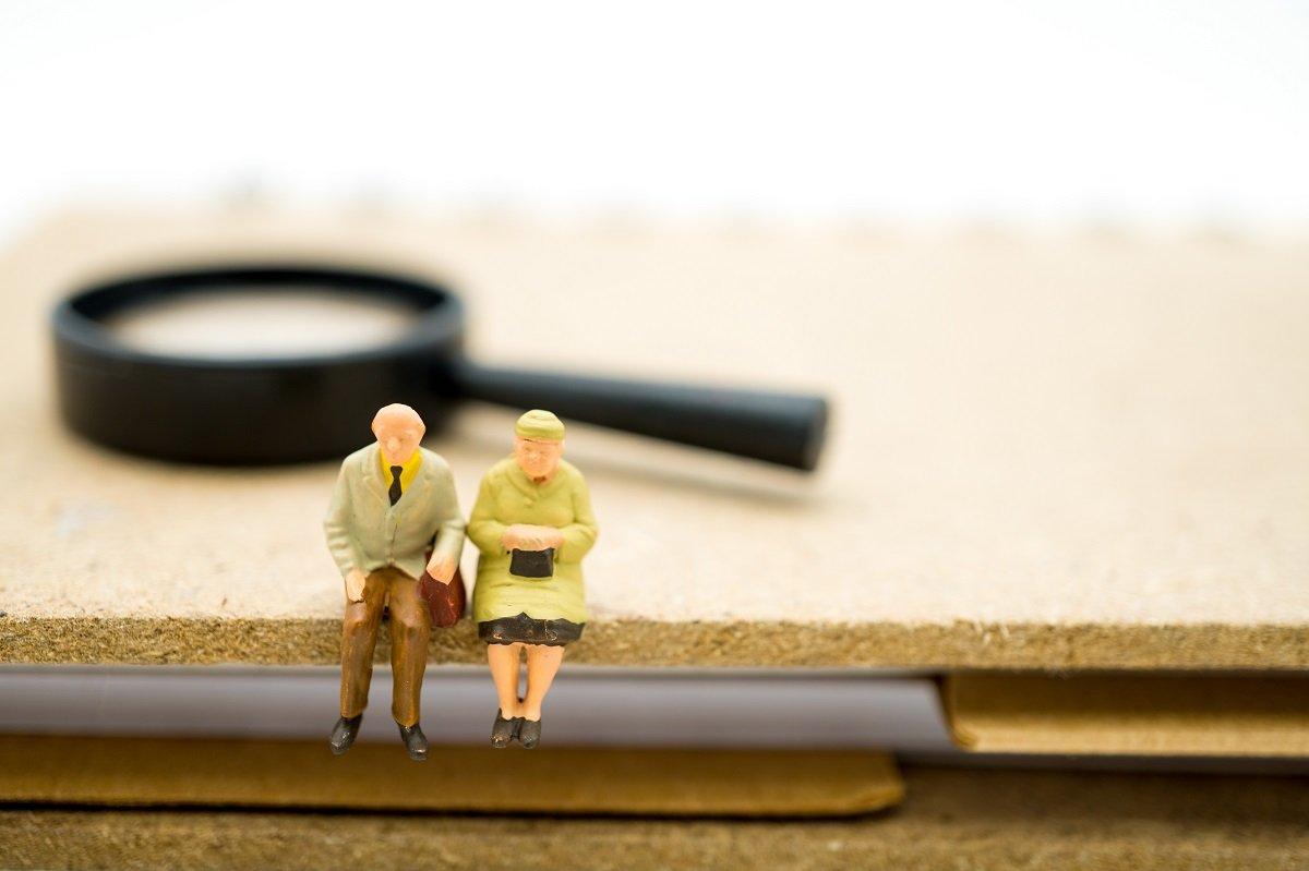 金融情報の開示に意外と寛容な高齢者。実は資産運用が気になっている