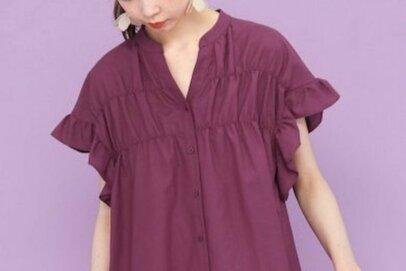 コーディネートを垢抜けさせるキーカラーは「大人っぽくて可愛い紫」