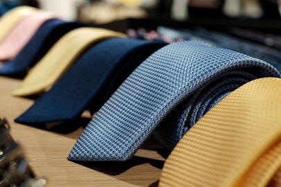 ネクタイはタンスの肥やし? 激減した需要にテレワークが追い打ちか