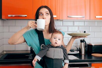 24時間子供と接する?!ママの心が一番楽になるタイミングはいつなのか