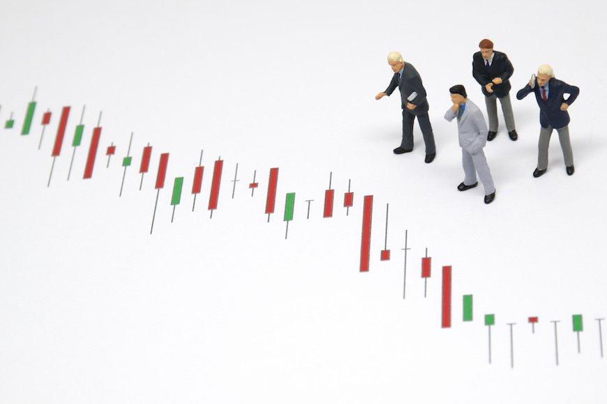 株価下落でむしろ安定した米国経済