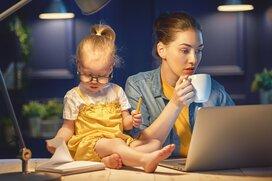 家庭と仕事で板挟み…ひとりで負担を抱え込まず夫婦で子育て期間を乗り切るには
