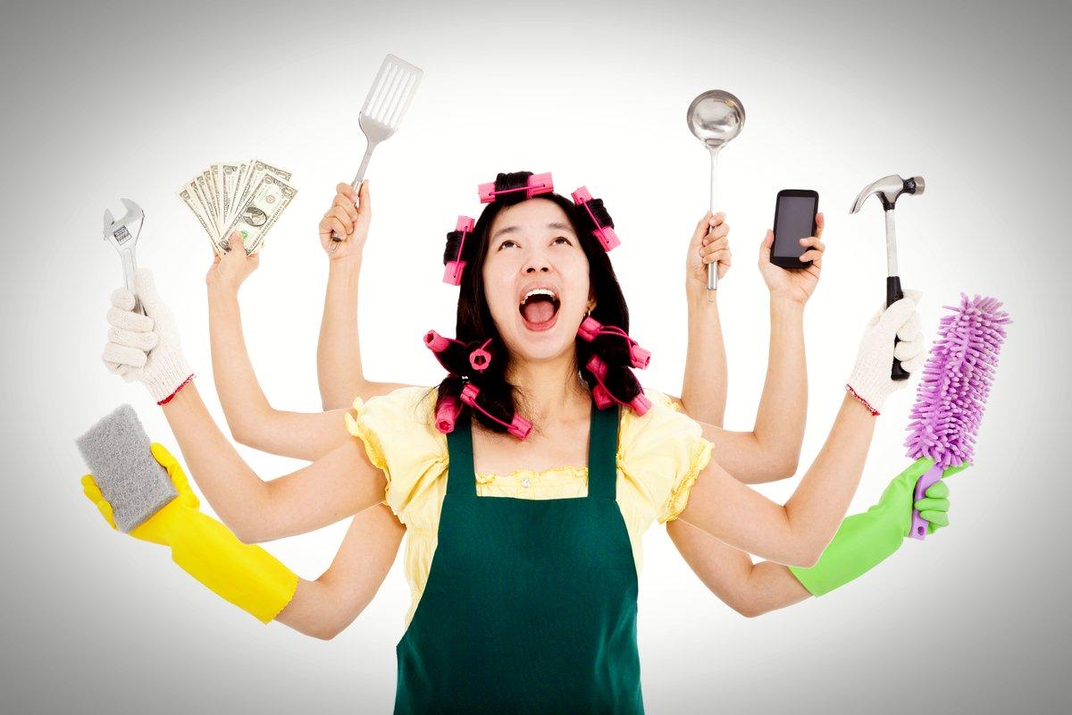 """""""家事の時給""""は女性1470円、男性1850円ってどういうこと!? 家事のお値段を「見える化」したら…"""