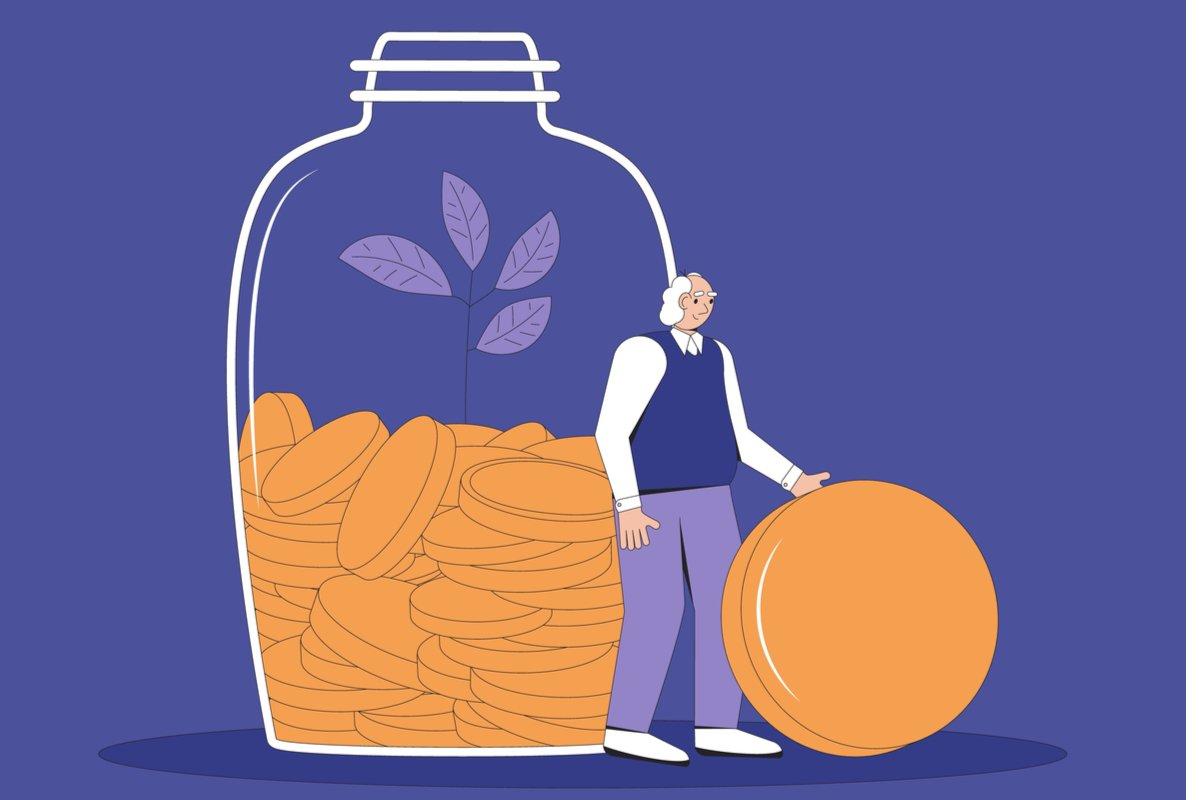 65歳以上・無職世帯「貯蓄平均」は2000万円あるか