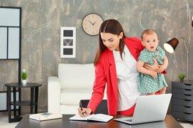 育児と両立!ママにとって助かる「在宅ワーク」をうまく行なうコツ