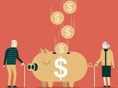 還暦60代が安心するためにはいくら貯蓄が必要か