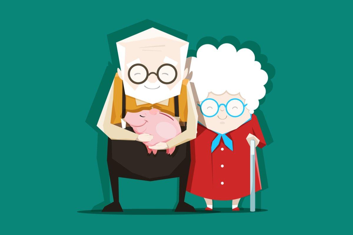 老後資金2000万円以上ある世帯は、どれくらい?