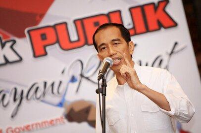現職ジョコ大統領が再選確実。インドネシア経済の可能性と課題