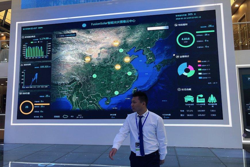 EV&PV王国へ突き進む中国