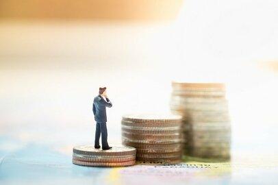 退職後の資産の持続年数、気になる単身者の2極化