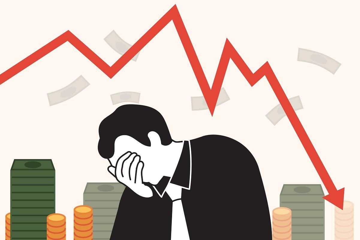 株価暴落のメカニズム〜投資初心者が悔しい思いをする理由