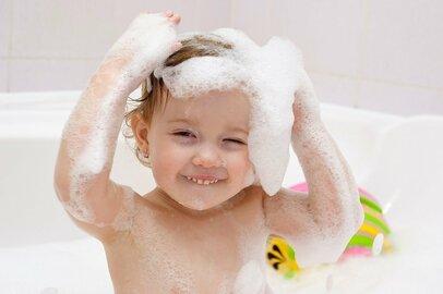子どもとのお風呂は意外と大変! 自分の手間はどう省く?