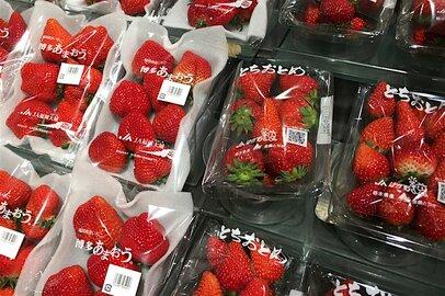 日本人は果物を食べなくなった!? 「もぐもぐタイム」でイチゴは注目されたが