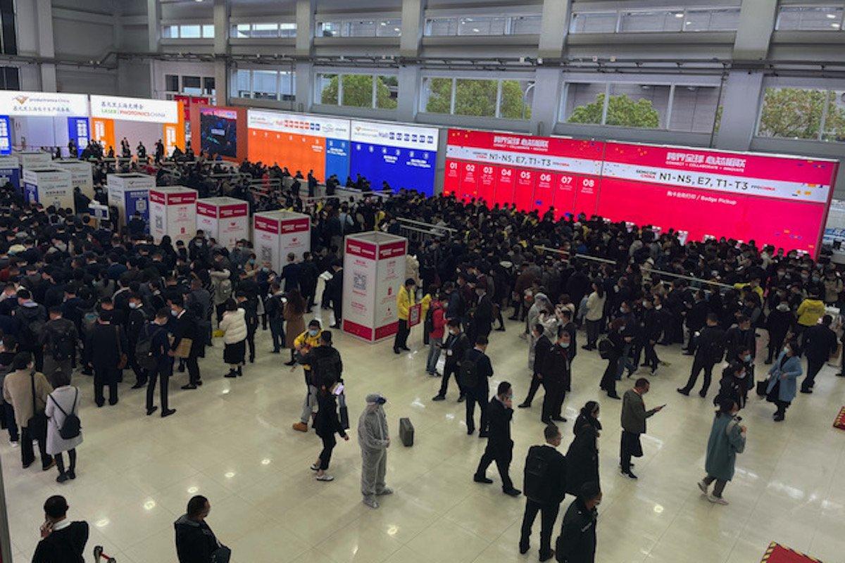 セミコン・チャイナが世界最大規模で開催~2年出張できずにいたら分からなくなる中国の変化
