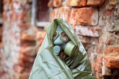 北朝鮮やシリアが使用した神経ガス、毒物の恐ろしさとは