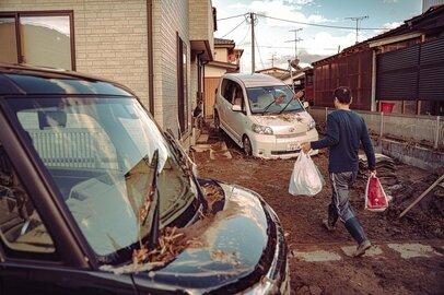 台風19号被災者に総額50億円の緊急支援策を発表した日本財団。住宅再建のための新制度も