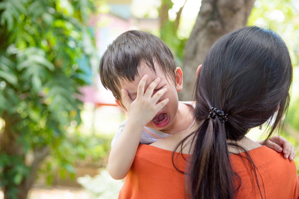 また保育園を嫌がり始めた!よくある理由3パターンと、親のベストな対処法とは