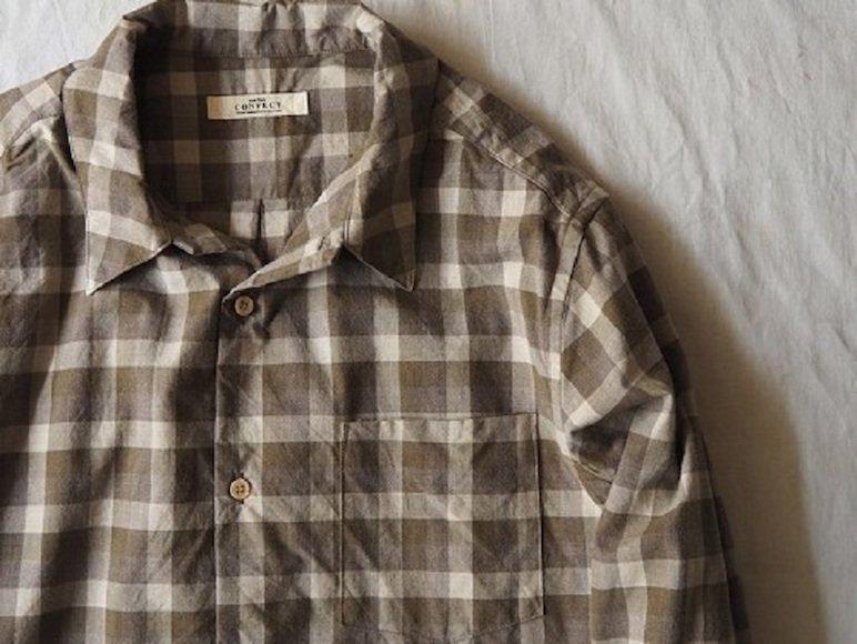 オタクに見えないチェック柄。ショップスタッフがおすすめする大人チェックシャツ5選