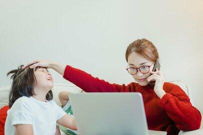 子育て女性が働きやすいフリーランス。不安定さをカバーする方法