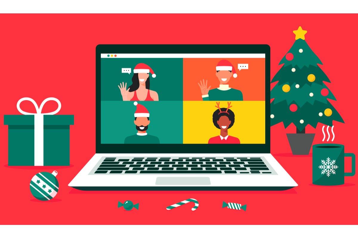 【幹事必見】忘年会&クリスマスを10倍楽しむ、リモ飲み「映え演出」4選!